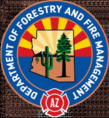 Arizona Department of Forestry logo