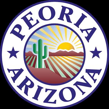 City of Peoria logo